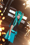 Hatsune Miku - Love is War 5 by Yui-Lang