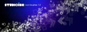 Icon Photoshop Brushes v1.0 by studioish