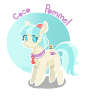 Coco Pommel! by JellyBeanBullet