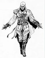 Assassins creed 2 Ezio by Pipi94