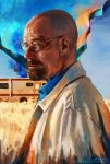 Blue sky - Breaking Bad by astrofawn