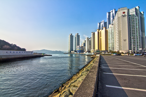 Busan on the water by TimGrey
