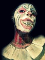 Evil Clown- Makeup by CamilaCostaArt