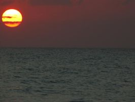 Coucher de Soleil Varadero 9 by Cam-s-creations