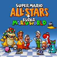 Super Mario All-Stars + Super Mario World 2 by BLZofOZZ