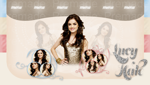 Lucy Hale Header by So-Selina