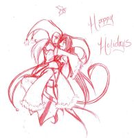 Happy Holidays +RxN+ by Tengoku