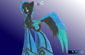 Azure Zecron (request) by JSHaseo