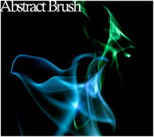 Abstract Brush by MannequinStock