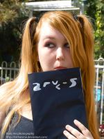 DN: Misa: Notebook by LizThatsMe