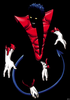 Nightcrawler by dwaynebiddixart