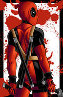 Deadpool by AerianR
