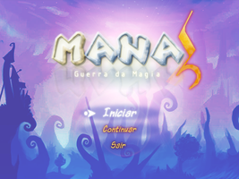 my game title and logo by FelipeNero