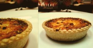 Chicken Quiche by LIFE-VOICE