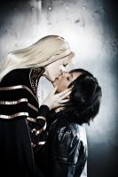 Ai no kusabi - The Kiss by Iasonm