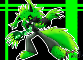 Toxic E-18 the Mutant by Xx-LordVincent-xX