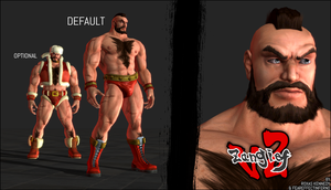 [DOWNLOAD] Street Fighter - Zangief V2 by FearEffectInferno