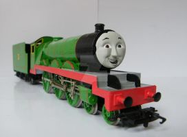 Henry the Green Engine by TheThomasModeller