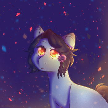 just like this constellation by snowolive