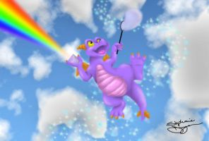 Figment by StephanieCassataArt
