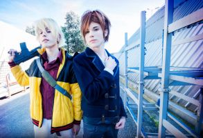 Yoshino And Mahiro Cosplay - Nothing Would Change by DakunCosplay