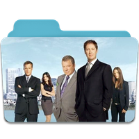 Boston Legal Folder Serie TV Icon 512 by AnxoX