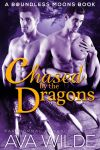 Commission: Chased by the Dragons - Ava Wilde by JacquelineSweet