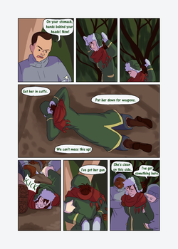 Mountain Divide Chapter 1 - Pg3 by curiousdoodler