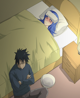 Gruvia - Hidden Love by XepherKL