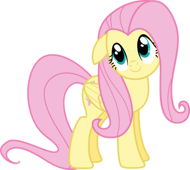 Adorable Fluttershy by Pilot231