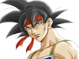 bardock by frieza-love