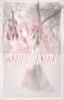 Book Cover 031 - Symphony by sohappilyart