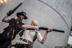 Red Dead Redemption Cosplay by aGeekSaga