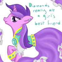 Diamonds by SS-SpiritStar