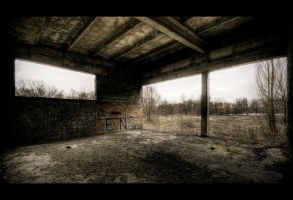 Brief Look at Deserted Land by Beezqp