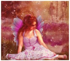 Wish Faery by mindylu32