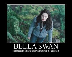 Bella Swan by BlackSylph