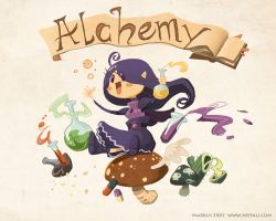 Alchemy by Vaejoun