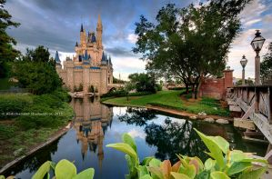 Walt Disney Castle by ashamandour