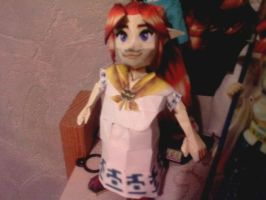 My Malon Papercraft by LeTourbillonEnchanT