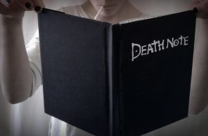 Death Note by Yumidun