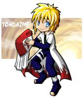 Yondaime: The Legend by icyookami