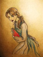 Belle by Drawinful