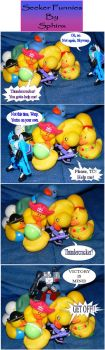 SF-5 Duckie Problem by Sphinx47