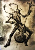 The Rusty Soloist by Kansbar