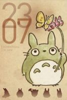 Totoro cellphone theme by Fun-Fit-Vicky