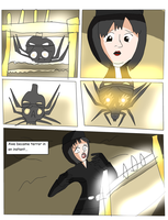 Helena Hopkins and the Lost Loom of Arachne pg 11 by Jonesycat79