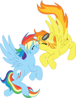 SpitDash - Flamebow Collission by MysteriousKaos