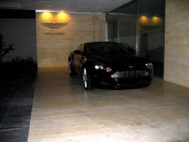 Aston Martin Db9 by As-Of-Now