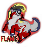 - Fire Element - B-Day Gift by Skyedawooo